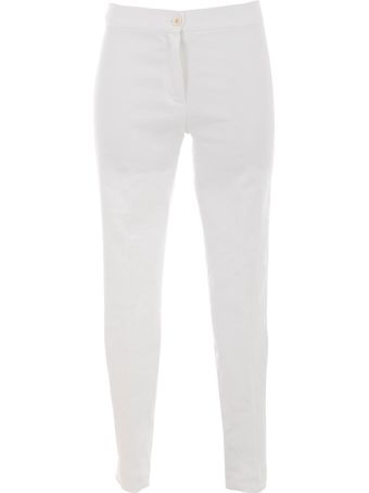 Ann Demeulemeester Slim-fit Trousers