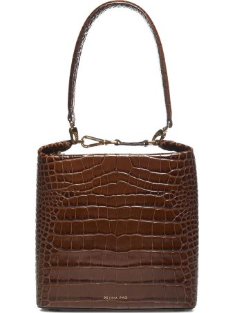 Rejina Pyo Leather Print Shoulder Bag