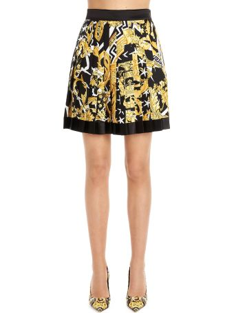 Versace 'wild Barocco' Skirt