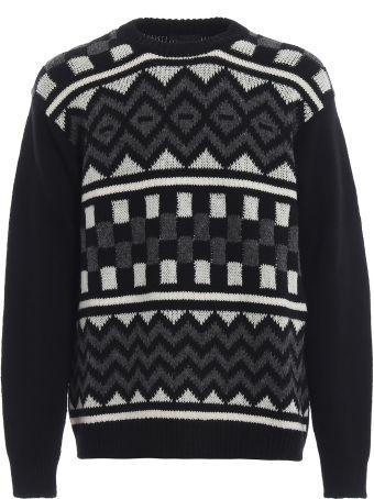 Prada Intarsia Sweater