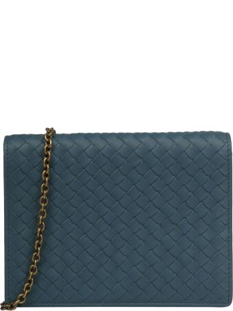 Bottega Veneta Woven Shoulder Bag