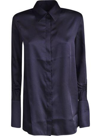 Victoria Beckham Long-sleeve Fitted Shirt