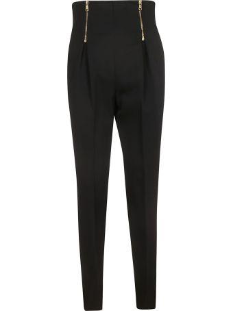 Versace Zipped Trousers