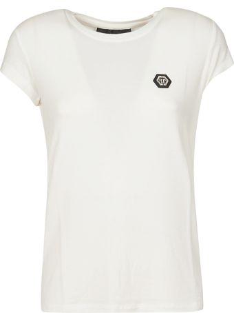 Philipp Plein Statement Round Neck T-shirt