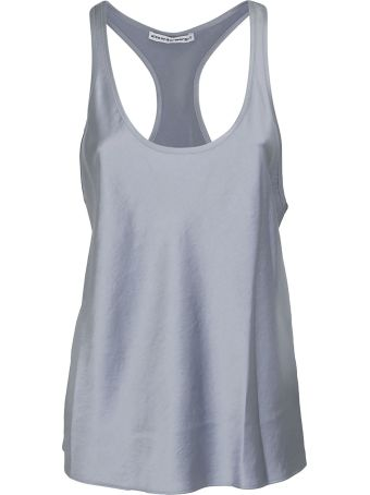T by Alexander Wang Racer Back Tank Top
