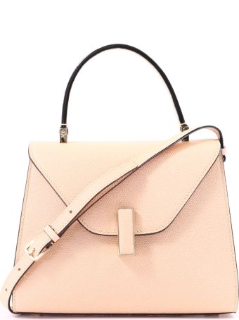 Valextra Iside Mini Bag Pink