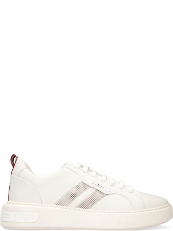 Bally Maxim Leather Sneakers
