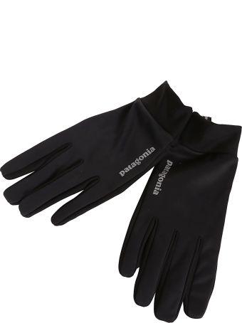 Patagonia Paneled Logo Gloves