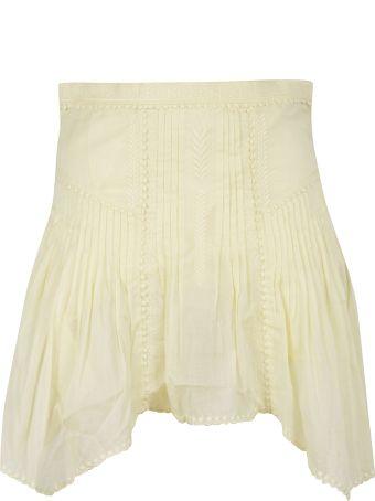 Isabel Marant Pleated Mini Skirt