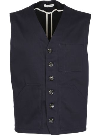 Paolo Pecora Button-up Vest
