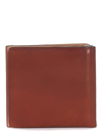 Il Bussetto Cognac Tuscan Leather Il Bussetto Wallet