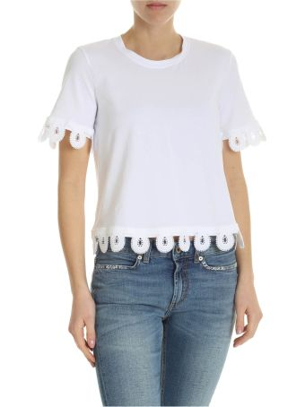 Dondup Embroidered Details T-shirt