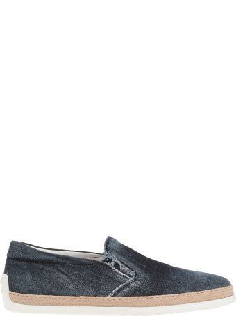 Tod's Denim Lofer