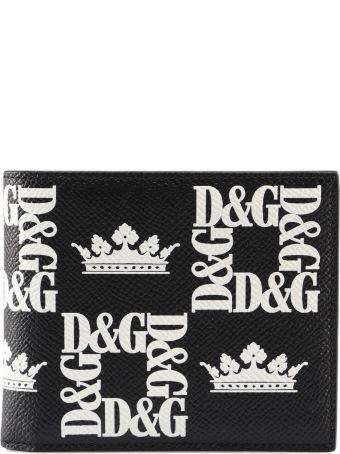 Dolce & Gabbana Crown Wallet