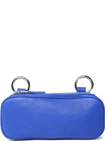 Simon Miller Pop Pouch Pebbled-leather Belt Bag