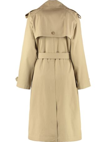 A.P.C. Simone Cotton Trench Coat
