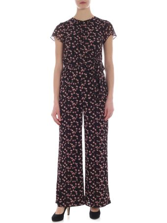 Michael Kors Floral Jumpsuit