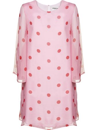Essentiel Polka Dot Dress