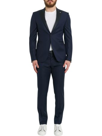 Tagliatore Two Piece Smoking Suit