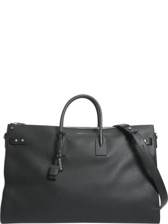 Saint Laurent Large Sac De Jour Souple 72h Duffle Bag
