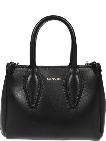 Lanvin Micro Journee Shoulder Bag