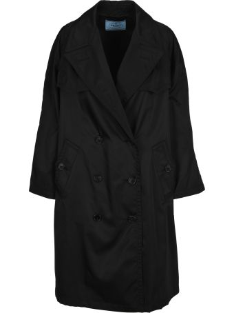 Prada Trench Doppiopetto