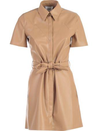 Nanushka Roberta Shirt Dress
