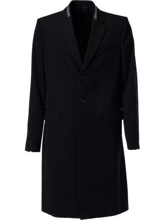 Givenchy Single Breasted Coat