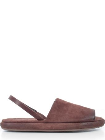Marsell Slingback Sliders