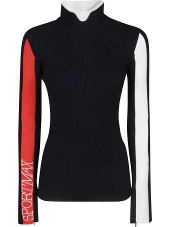 SportMax Fitted Sweater