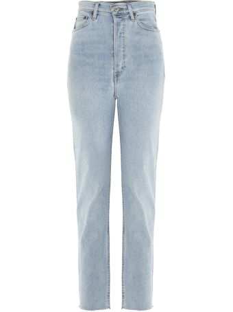 RE/DONE 'sunbleached' X Caroline Daur Jeans