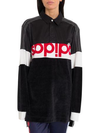 Adidas Originals by Alexander Wang Disjoin  Long Sleeved Polo Shirt