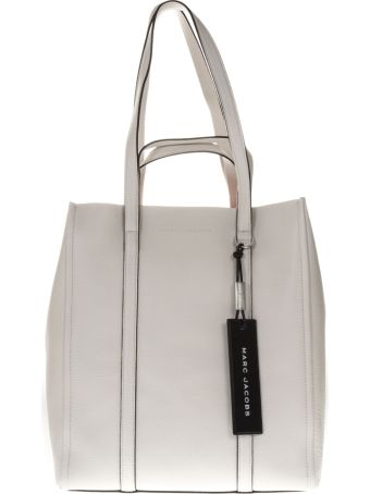 Marc Jacobs The Tag Porcellain Leather Bag