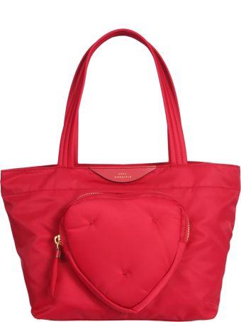 Anya Hindmarch Chubby Heart Mini Tote Bag