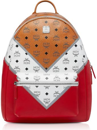 MCM M Move Visetos Stark Backpack