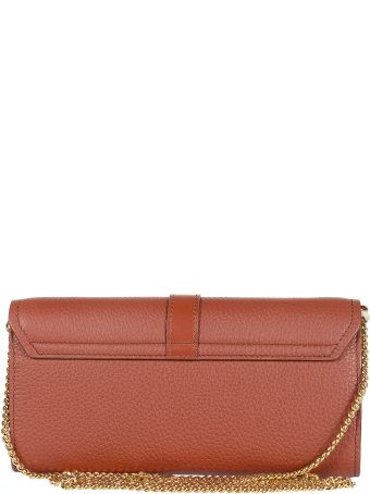 Chloé Envelope Locked Shoulder Bag
