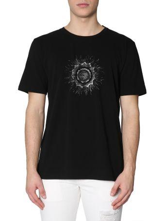 Saint Laurent Crew Neck T-shirt