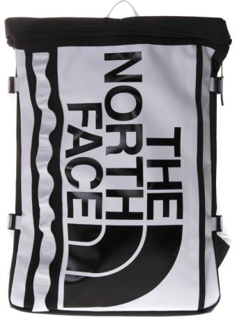 The North Face Base Camp Fuse Box Black & White Backpack