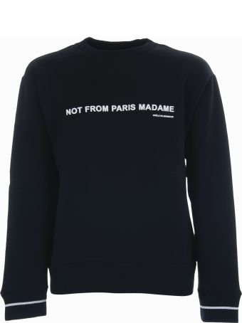 Drôle de Monsieur Drole De Monsieur ?slogan Brushed Sweatshirt