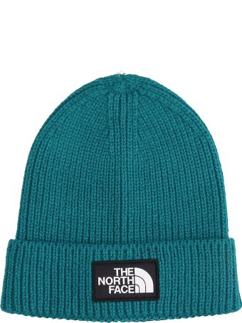 The North Face Water-green Wool Hat