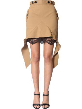 self-portrait Asymmetric Skirt