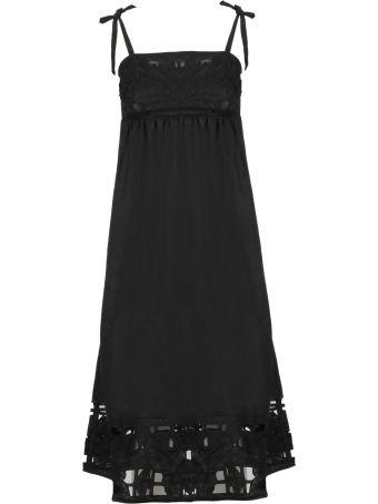 Zimmermann Tie Shoulder Strap Dress