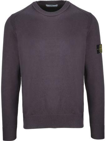 Stone Island Fitted Sweatshirt