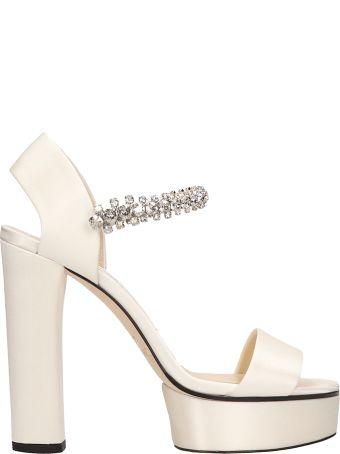 Jimmy Choo Santina 125  Sandals