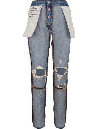 Ben Taverniti Unravel Project Ben Taverniti Unravle Project Jeans