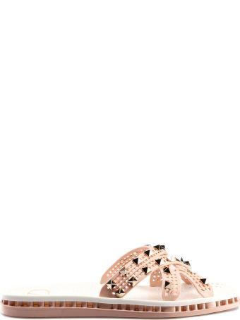 Valentino Garavani Slide Flat Sandals