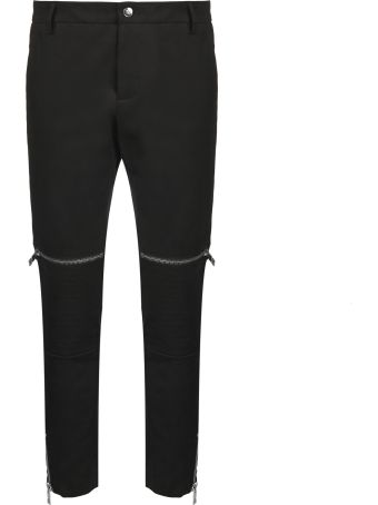 Les Hommes Chino Trousers