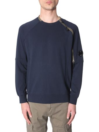 C.P. Company Sweatshirt With Zip