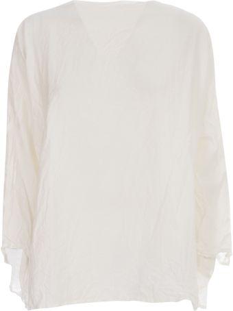 Daniela Gregis Lunedi` Cimosa 100% Cotton Washed Shirt
