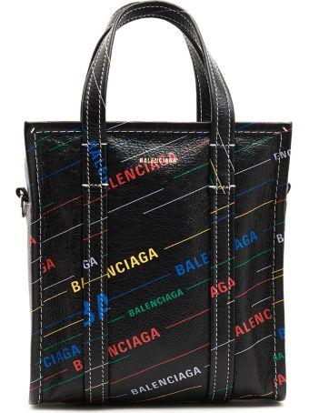 Balenciaga 'bazara Xs Logo' Bag
